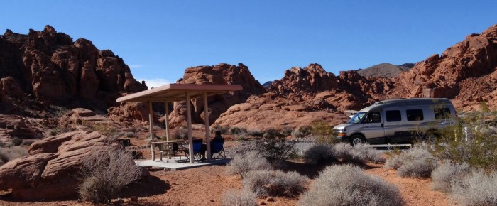 Valley of Fire State Park, NV (Video)