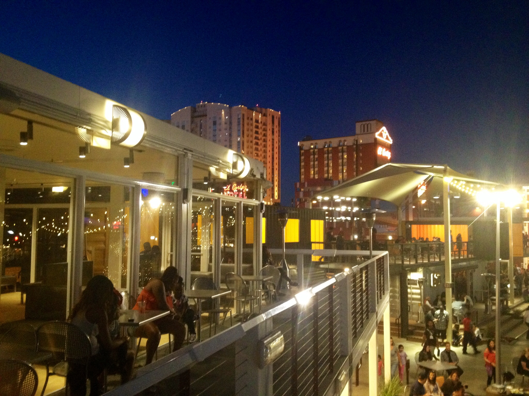 Container park downtown las vegas vegas character - Container homes portland oregon ...